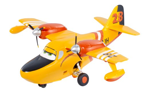 (Disney Planes: Fire & Rescue, Deluxe Lil' Dipper Vehicle)