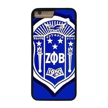 (CustomHong Zeta Phi Beta Phone Case Compatible with iPhone 7plus/8 Plus Phone Case Cover)