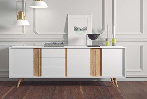Sideboard skandinavisches Design : Kollektion MORITZ 195 195x77 ...