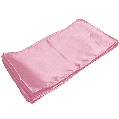 Dobelove Kung Fu Satin Sash Belt (Pink)
