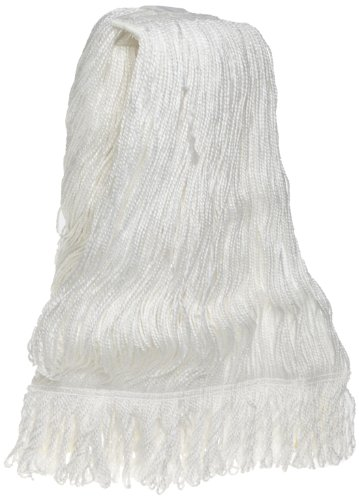 Nylon Finish Mop Heads (Zephyr 27303 Large Nylon Finish Mops Head (Pack of 12))