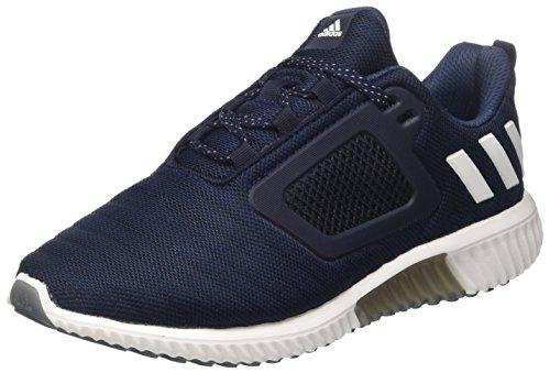 Adidas Concours Climacool Femmes Chaussures De Course, Bleu Blanc / Gris Clair (collegiate Bleu Marine / Blanc Ftwr / Nuit A Rencontré. F13 S80715)