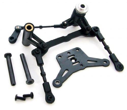 - Kyosho Inferno GT2 VE BL Steering SERVO Saver & TURNBUCKLES Bell Crank IFW2