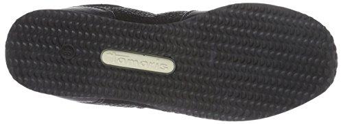 Multicolore 23602 052 blk Femme Struct Mehrfarbig blk Tamaris Sneakers Basses pfOIxOw