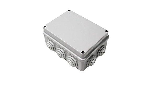BeMatik - Caja estanca de Superficie Rectangular IP54 150x110x70mm: Amazon.es: Electrónica