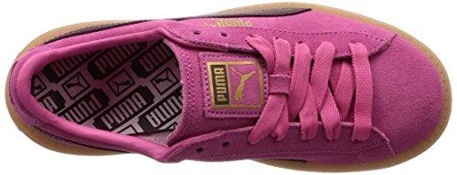 Platform Puma Mode Baskets Block Trace Femme Rose BqqTZw