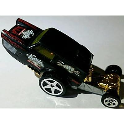 Hot Wheels 2015 HW Off-Road HW Poppa Wheelie 115/250, Black: Toys & Games