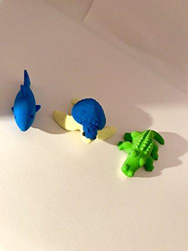 Sea Life Erasers