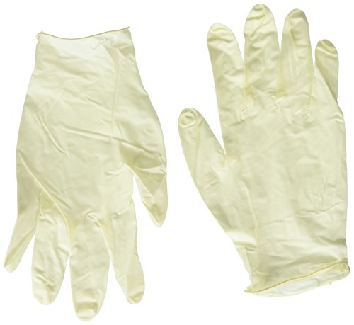 Microflex EV-2050-L Evolution One Powder-Free Examination Glove, Latex, 9.6