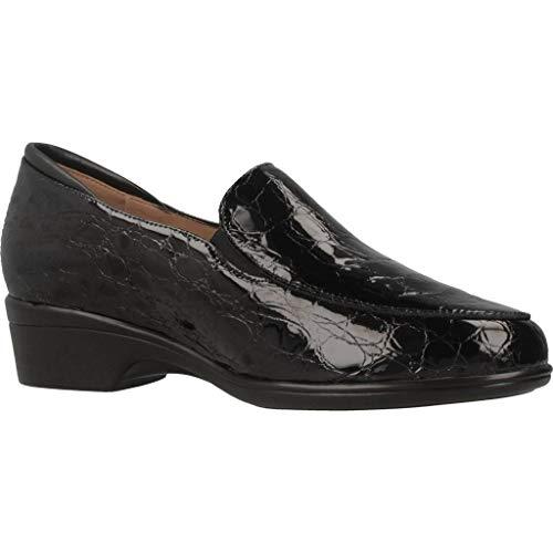 Nero Per negro Modello Marca Scarpe Lacci Nero Donna Donna Piesanto Colore Coco waxq7gnOBS