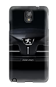 Jeremy Myron Cervantes Case Cover For Galaxy Note 3 - Retailer Packaging Vehicles Car Protective Case