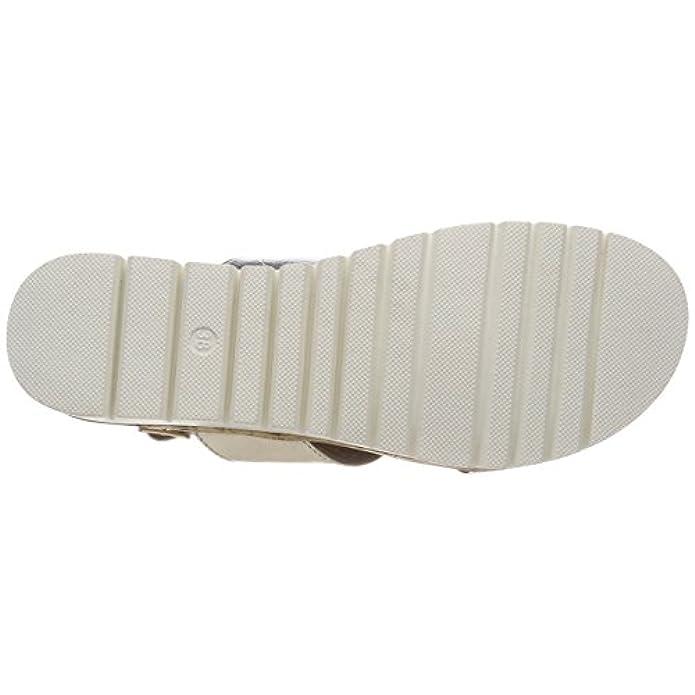 Scarpe E Borse Da Donna Sandali Inuovo 8977 Punta Aperta