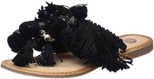 Femme Sandales Ouvert Black Bout Gioseppo 45325 Noir 57TAzwAIq