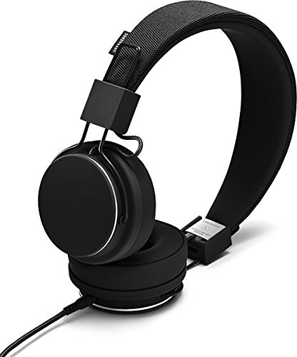 Urbanears Plattan 2 On-Ear Headphone, Black (04091668)
