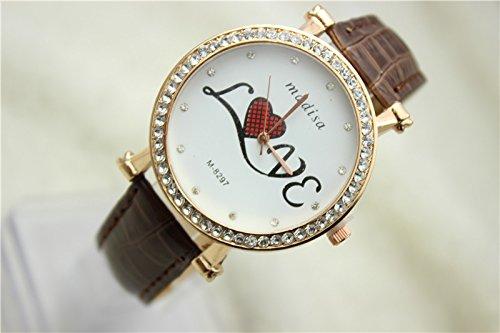 CRF Las se?oras del reloj de diamantes relojes mesa de cintas-3 ...