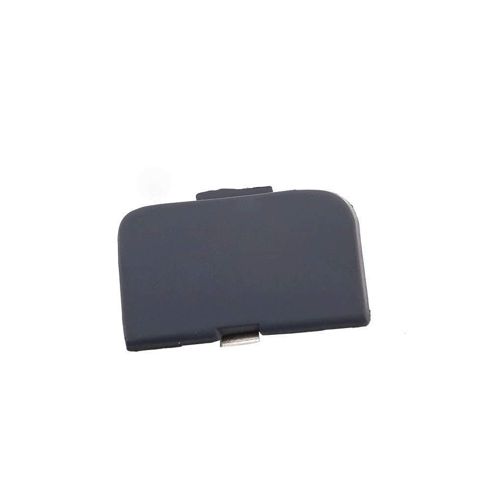 UPSM Front Bumper Tow Eye Hook Cover 51117044125 Fit for BMW E46 318i 320i 325i 330i 325i