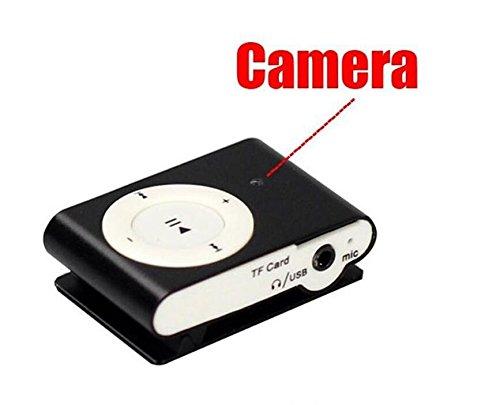 BYD - Cámara espía Spy Cam en reproductor de MP3,Reproductor MP3 con Cámara espía Spy Cam VideoCámara Mini DV: Amazon.es: Bricolaje y herramientas