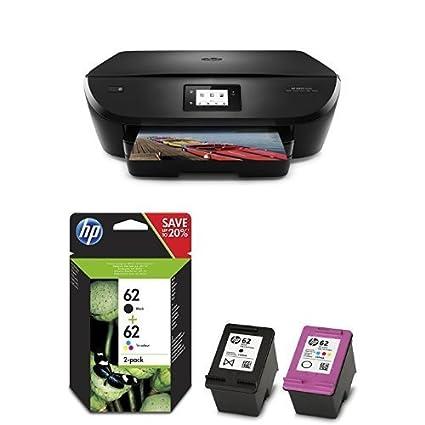 HP Envy 5540 Pack - Impresora multifunción inalámbrica + ...