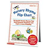 Nursery Rhyme Flip Chart, Grades Prek-1, 20 Pages By: Scholastic