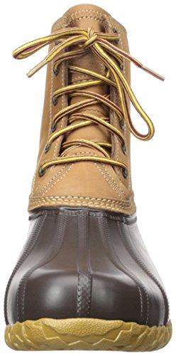 Gh Bass & Co. Uomo Dixon Rain Boot Dark Tan / Brown
