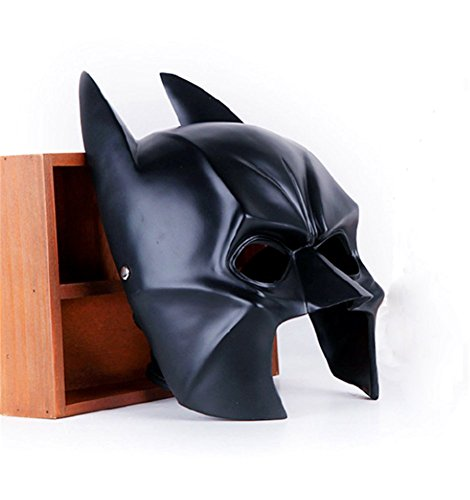 Gmasking Resin Black Knight Adult Mask Replica Cosplay