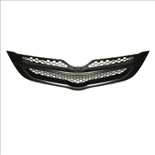 - CarPartsDepot, Front 4D Sedan Grille Grill Assembly Mat Black Plastic Honeycomb Insert, 400-44601 TO1200294 5311152460C0