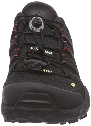 coeur De Des Adidas Gtx Puissance Noire Chaussures Faible Gris De Des Foncé Terrex Rapide Randonnée Hauteur Rouge Femmes R Noir 1qPSA1