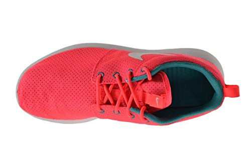 4f7fe07dab29 Nike Roshe Run Womens  Shoes Hyper Punch White-Dusty Cactus 511882-608 (8.5  B(M) US)
