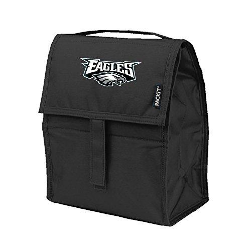 Eagles Pencil - Kolder NFL Philadelphia Eagles Freezable Lunch Bag, Large, Green