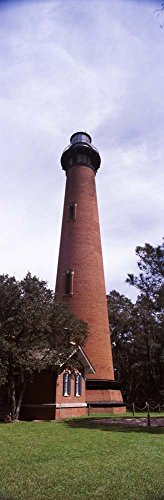 - Currituck Lighthouse, Corolla, North Carolina by Panoramic Images Art Print, 10 x 29 inches