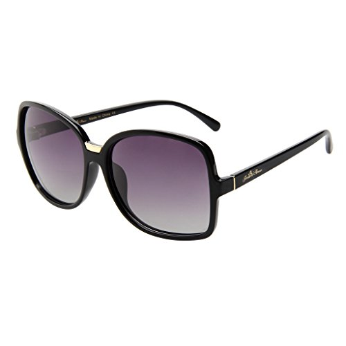 Jardin d'amour Brand Designer Oversized Sunglasses 2017 for Women Men Polarized Fashion JS7106 - 2017 Women Sunglasses