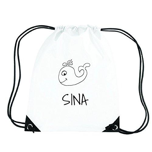 JOllipets SINA Turnbeutel Sport Tasche PGYM5927 Design: Wal