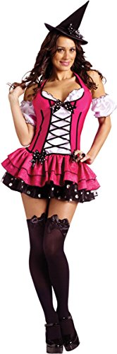 Morris Costumes Sugar N Spice Witch Adult - Ideas Girl Costume Spice