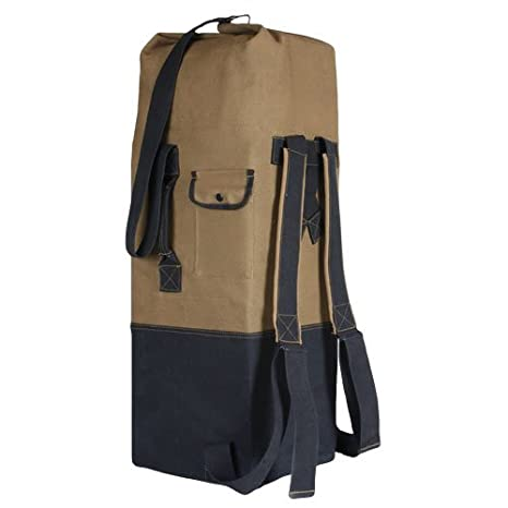 c8e9896a7aca Amazon.com  Fox Outdoor Products Two-Strap Sport Duffel Bag