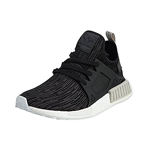 adidas NMD_XR1 Primeknit Women\u0027s Running Shoes (Black, White - Size 8.5)