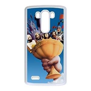 monty python holy grail LG G3 Cell Phone Case White Wnbqu