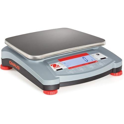 Ohaus NVT6400N/1 Portable NTEP Certified Scale - 6,400g x 2 g