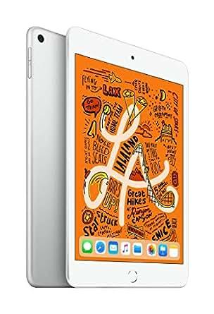 """Apple iPad mini - Tablet (20,1 cm (7.9""""), 2048 x 1536 Pixeles, 64 GB, iOS 12, 300,5 g, Plata)"""