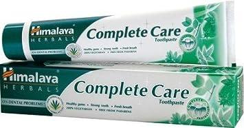 Himalaya Completo Cuidado Pasta De Dientes -100 G Pack De 3: Amazon.es: Salud y cuidado personal