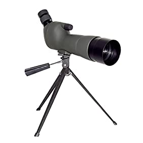 Twod Spotting Scope 20-60x 60 mm Waterproof with Retractable Sunshade + Tripod + Case