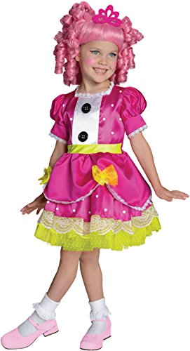 [Lalaloopsy Jewel Sparkles Toddler and Child Costume (Medium)] (Lalaloopsy Adult Costumes)