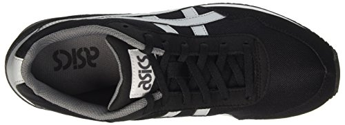 Black 5 7 Mens Asics Trainers Curreo Running Shoes Grey S6qw8X