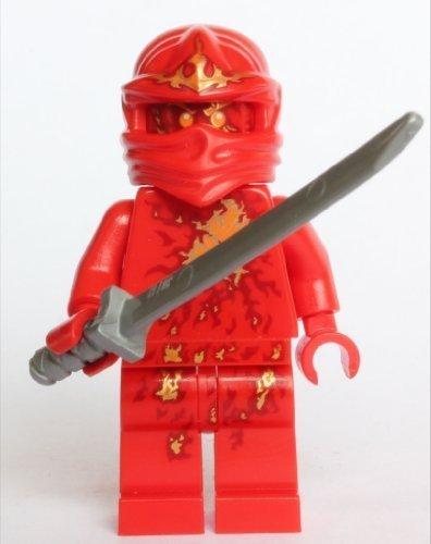 LEGO Ninjago - NRG Kai and Sword (Shamshir) (Cole Nrg Lego Ninjago)