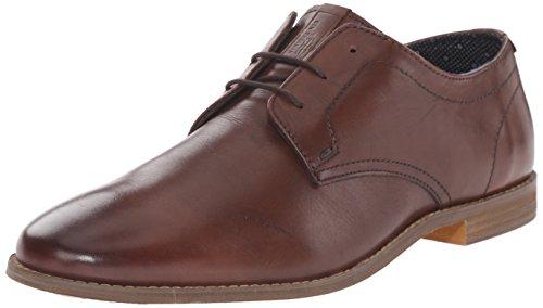 Ben Sherman Men's Gatson Oxford Shoe - Brown - 11 D(M) US