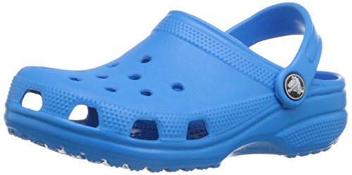 Crocs Kid's Classic K Clog 10006, Ocean, 12-13 M US Little Kid