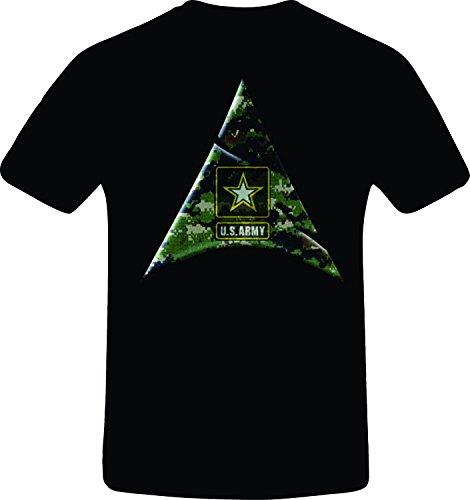 Price comparison product image United States Army,  Custom Tshirt (XL,  BLACK)