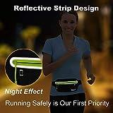 AIKENDO Slim Running Belt Fanny Pack,Fitness