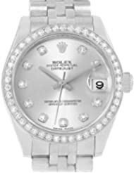 Rolex Datejust Automatic-self-Wind Female Watch 178384 (Certified Pre-Owned)