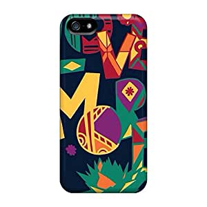 Awesome Love More Flip Case With Fashion Design For Iphone 5/5s