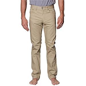 Victorious Mens Slim Fit Colored Cotton Denim Jeans DL991